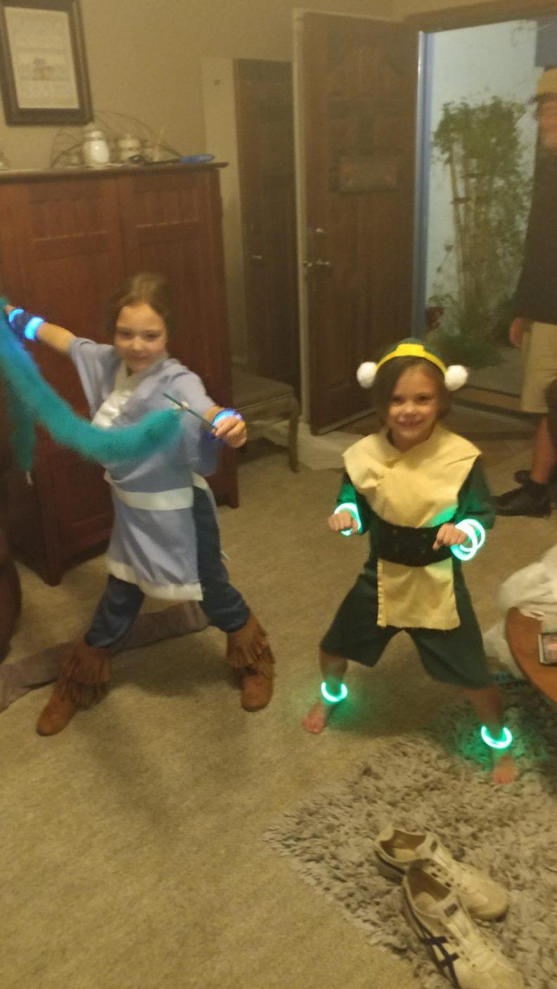 Des costumes réussis pour une première fois