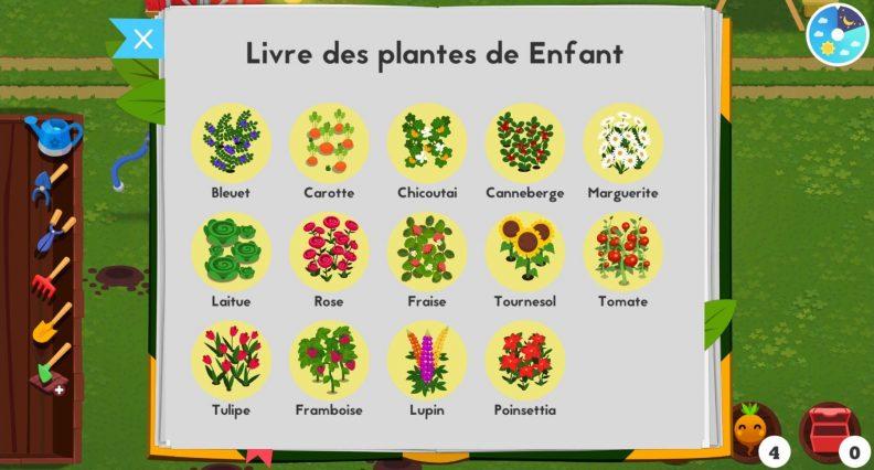 Application Montessori Nature : des fiches pédagogiques disponibles in-app