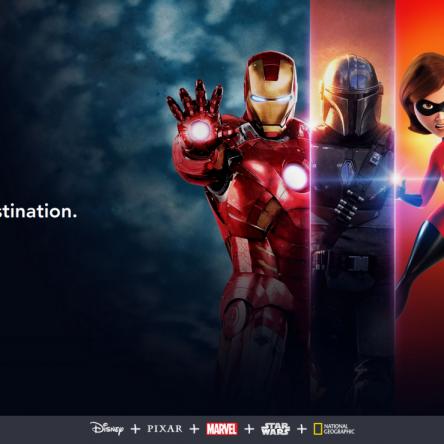 Disney+ : la meilleure plateforme de streaming pour toute la famille