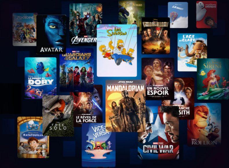 Disney Plus : un catalogue dense et enrichi chaque mois pour du divertissement en continu