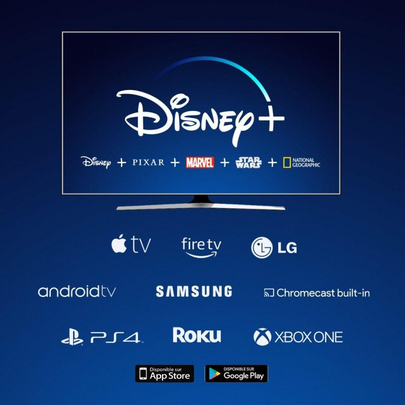 Disney Plus : liste complète des plateformes compatibles