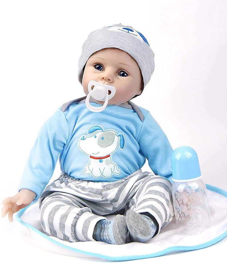 Bébé reborn : des poupées réelles