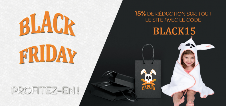 Black Friday 2020 Papate