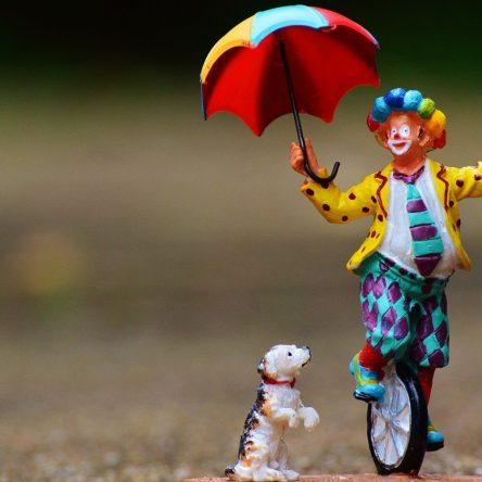 Que diriez-vous d'inviter un clown pour animer son anniversaire ?