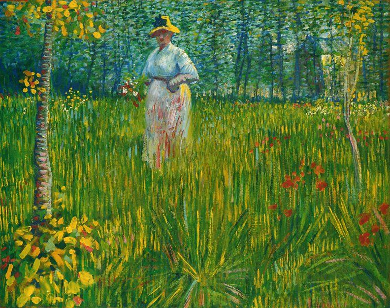 Peinture de Vincent Van Gogh