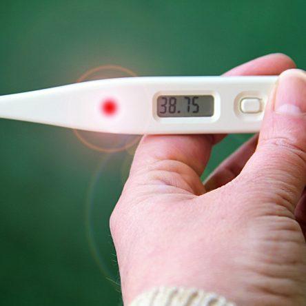 Comment prendre la température orale ?