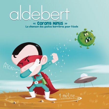Corona Minus : la chanson des gestes barrières pour l'école d'Aldebert fait le buzz