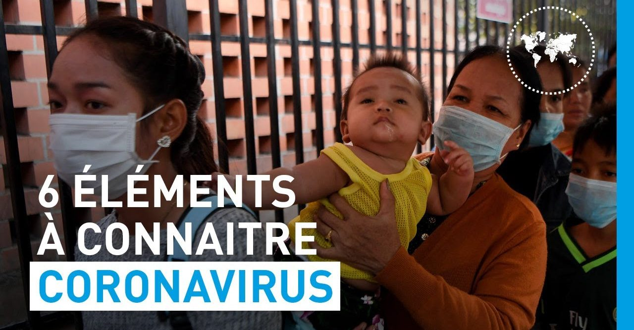 Coronavirus : 6 choses à savoir en tant que parent, merci Unicef France