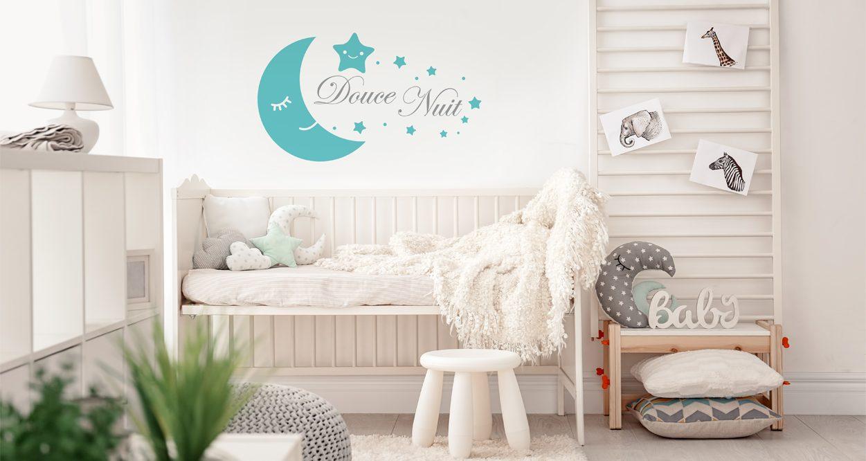 Décoration chambre bébé : focus sur les stickers muraux