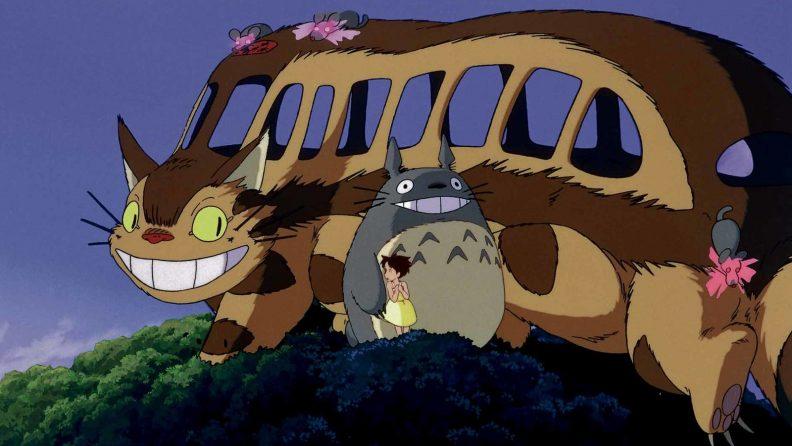 Dessiner Totoro de Mon voisin Totoro du studio Ghibli