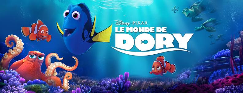 Disney Plus : le monde de Dory