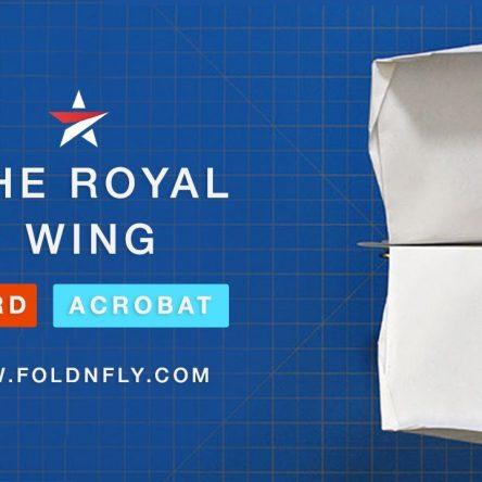 Comment faire un avion en papier : Fold 'N Fly est LA ressource web pour devenir expert