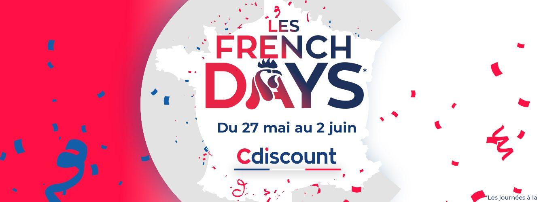 French Days Cdiscount : 2 lits enfant, 3 poussettes, le babyphone vidéo Essential Babymoov...
