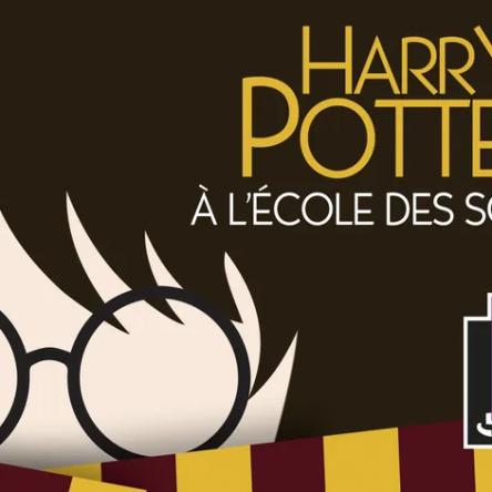 Harry Potter à l'école des sorciers à écouter grâce à Bernard Giraudeau