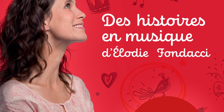 Des histoires en musique : 30+ contes gratuits en musique classique par Élodie Fondacci