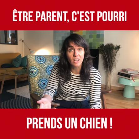 [Humour] Être parent, c'est pourri : la vie de maman d'Olivia Moore