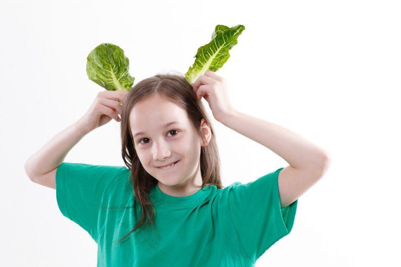 Principe d'éducation : des fruits et légumes à chaque repas