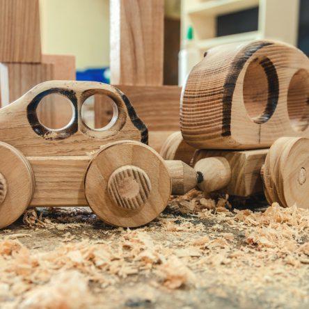 Les jouets en bois : le retour au naturel