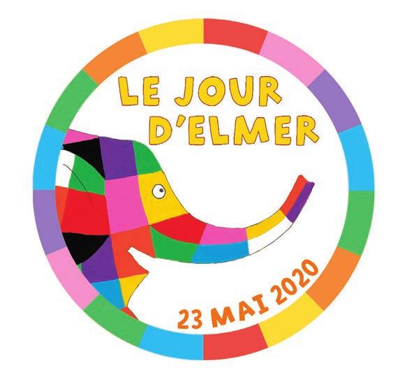 Jour d'Elmer le 23 mai 2020