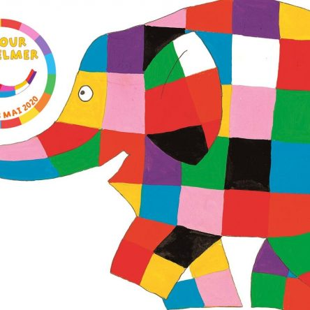 Jour d'Elmer : le samedi 23 mai 2020, bonne fête Elmer !