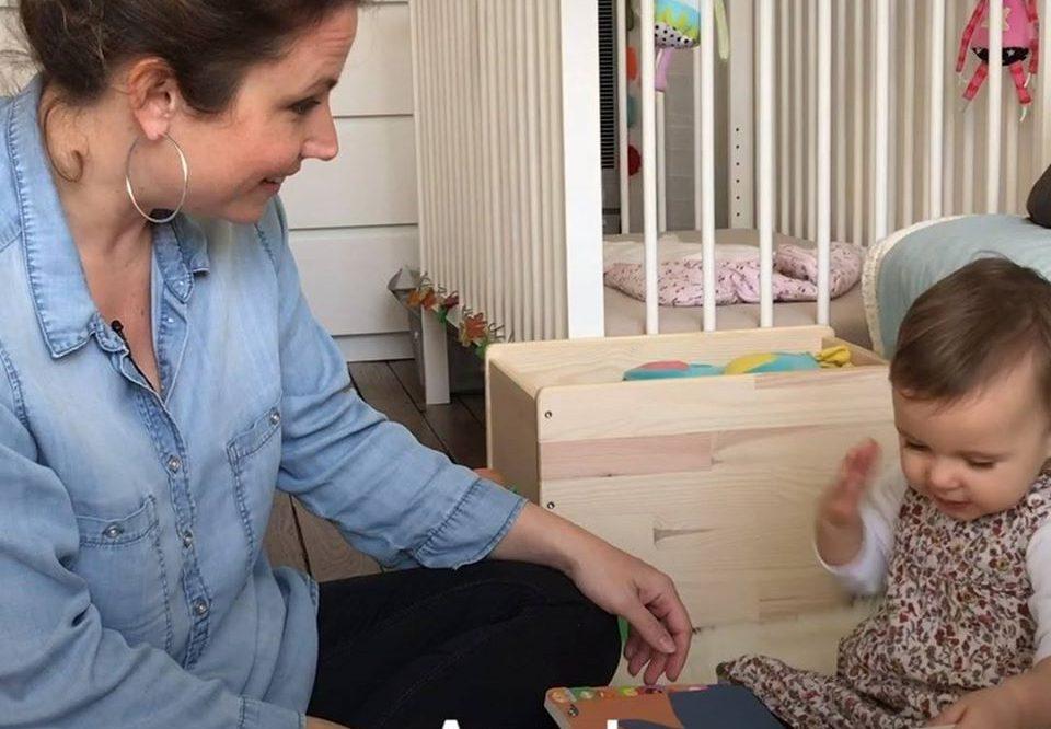 La langue des signes avec bébé ou comment discuter avec un tout-petit