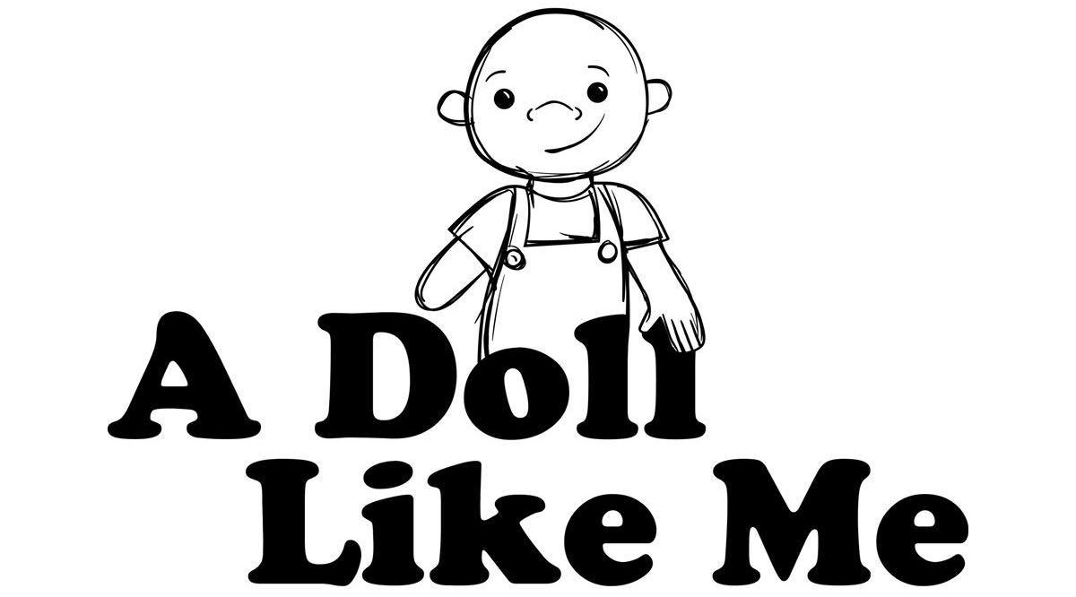 A Doll Like me : logo