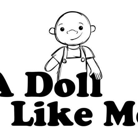 A Doll Like me : logo