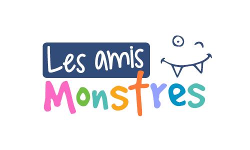 Logo Les Amis Monstres