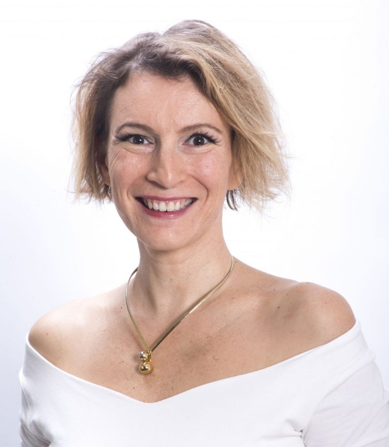 Frédérique Chataigner, créatrice de la Méthode Chataigner