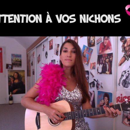 Octobre rose : Attention à vos nichons, la chanson géniale de Marie Reno