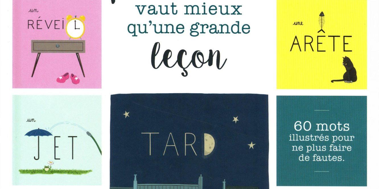 Livre Un petit dessin vaut mieux qu'une grande leçon de Sandrine Campese