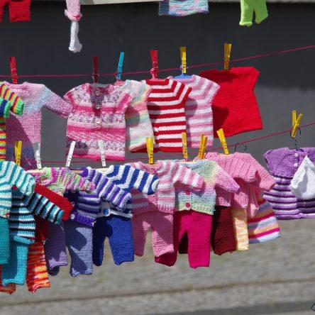 Quid des vêtements bébé