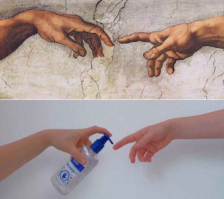 #TussenKunstEnQuarantaine : le challenge qui mêle confinement et art