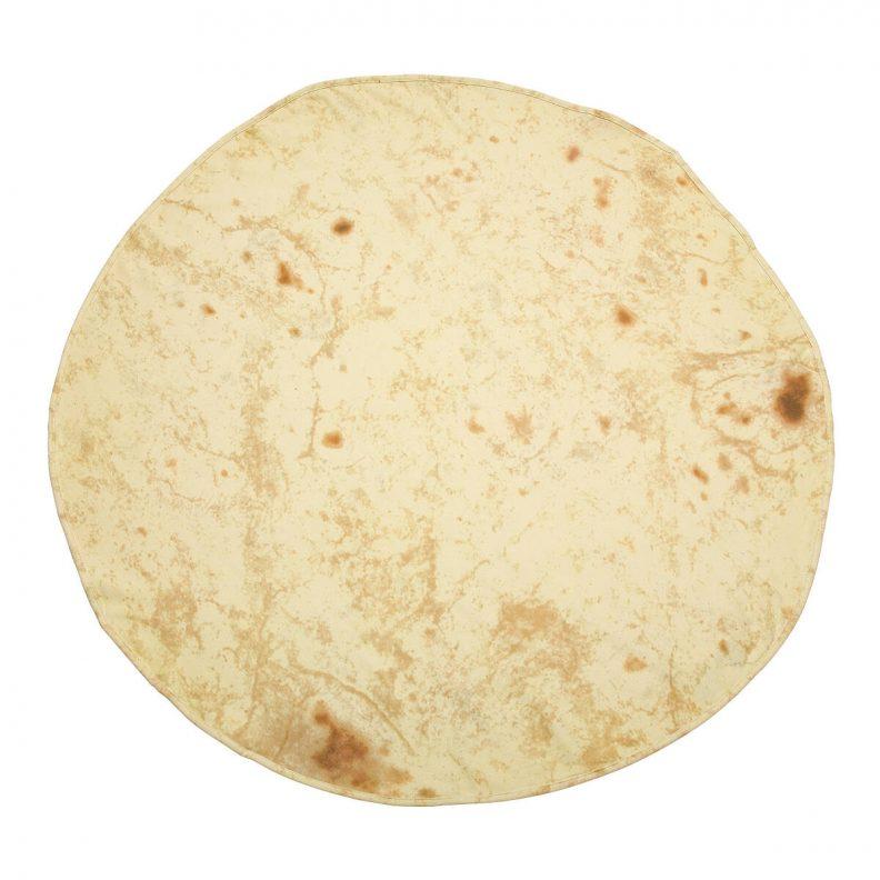 La couverture tortilla burrito UncommonGoods sans béb